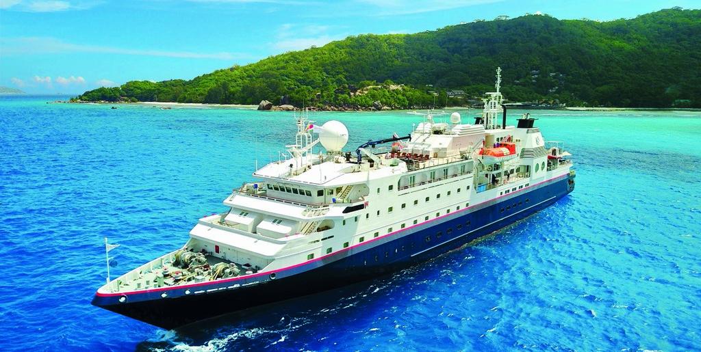 La 'Belle des Océans' llegará a su puerto base estival en el mes de junio 2020