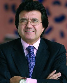 Luis Mata abandonó Globalia en abril del pasado año. - LuisMata24ene