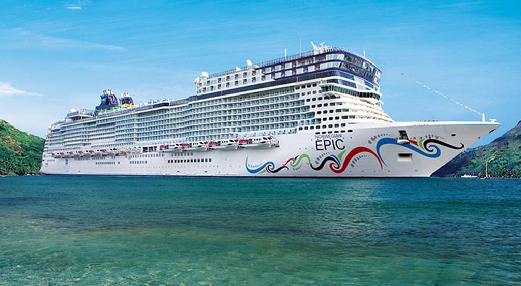 El Norwegian Epic navegará siete días por el Mediterráneo Occidental.