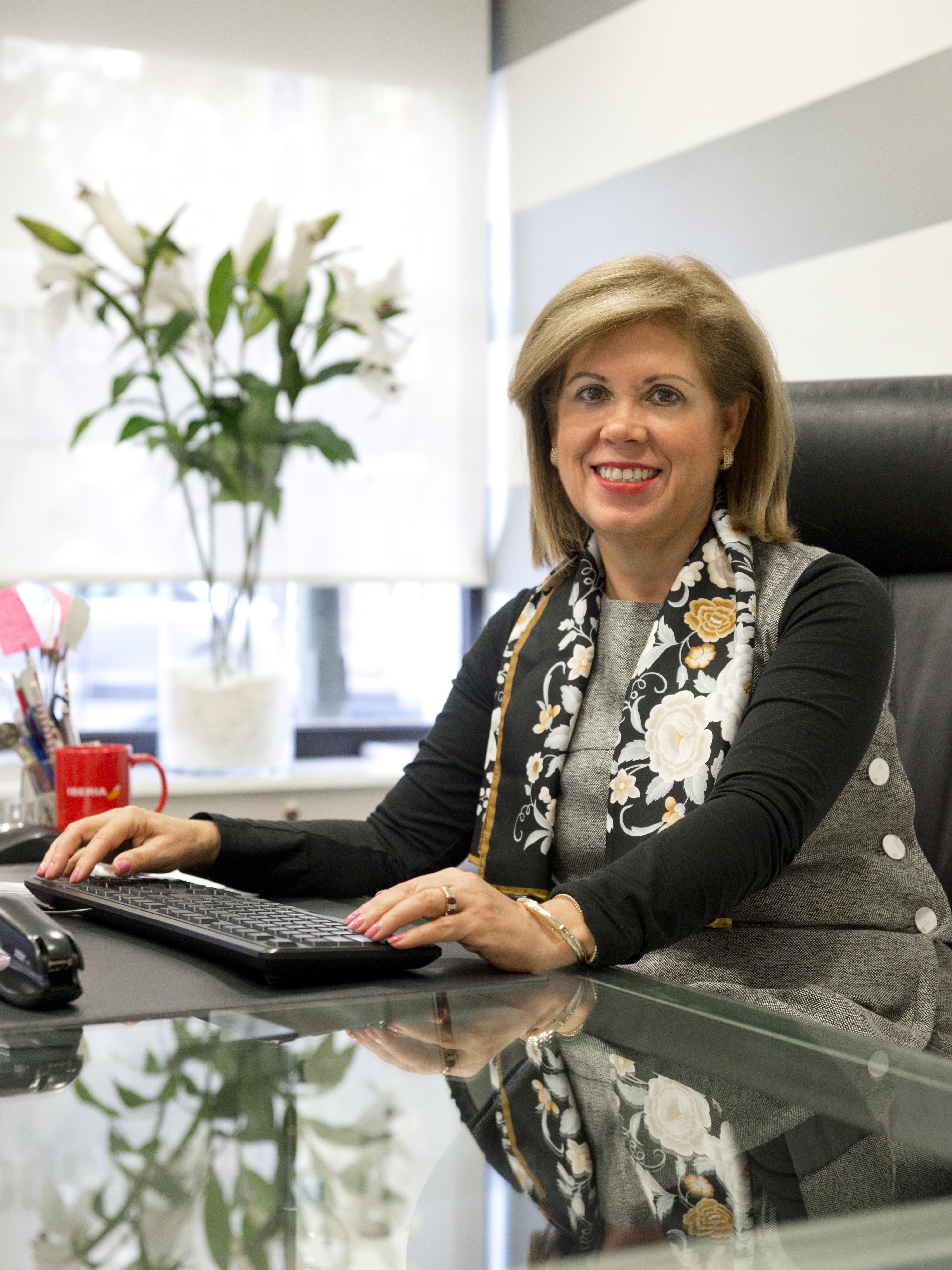 IAG7 está haciendo un esfuerzo para ampliar los productos disponibles en Cogeloalvuelo, según Fina Muñoz.
