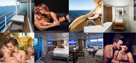 El crucero es para parejas y ya se puede reservar por entre 2.800 y 10.000 euros.