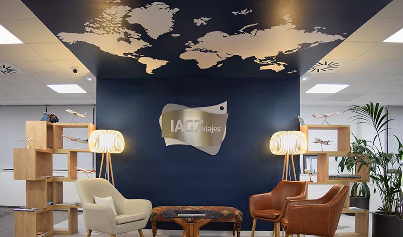 IAG7 Viajes ha ido evolucionando hasta convertirse en una de las mayores agencias de gestión de viajes.