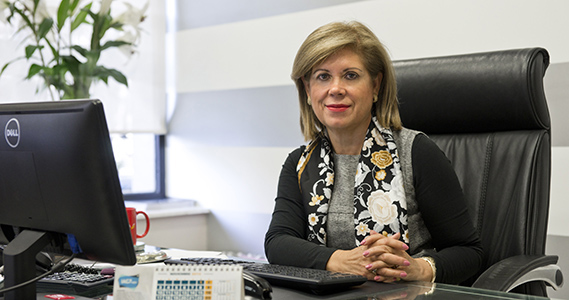 IAG7 está valorando su presencia a futuro en nuevos mercados, según explica Fina Muñoz.