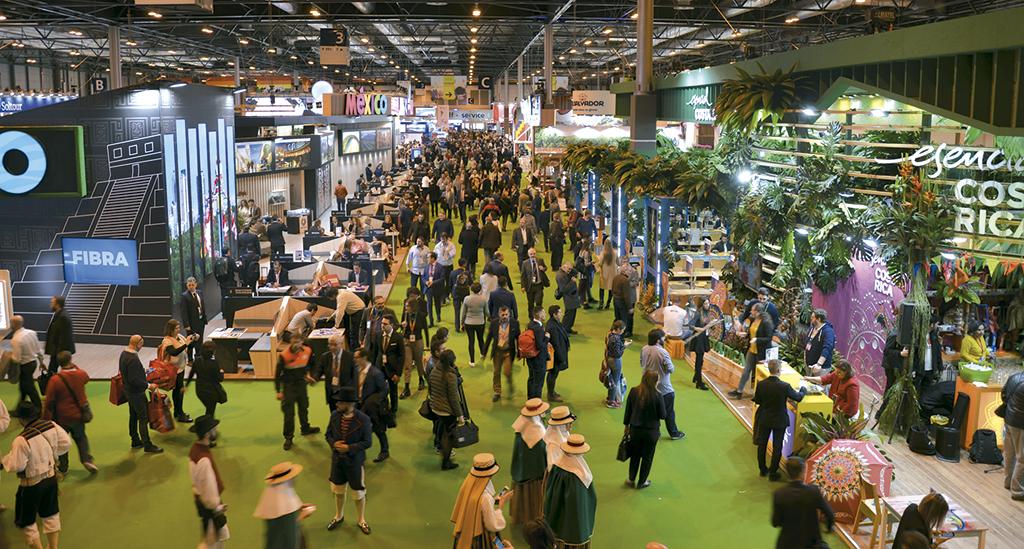 Más de 11.040 empresas procedentes de 165 países participarán en Fitur 2020.