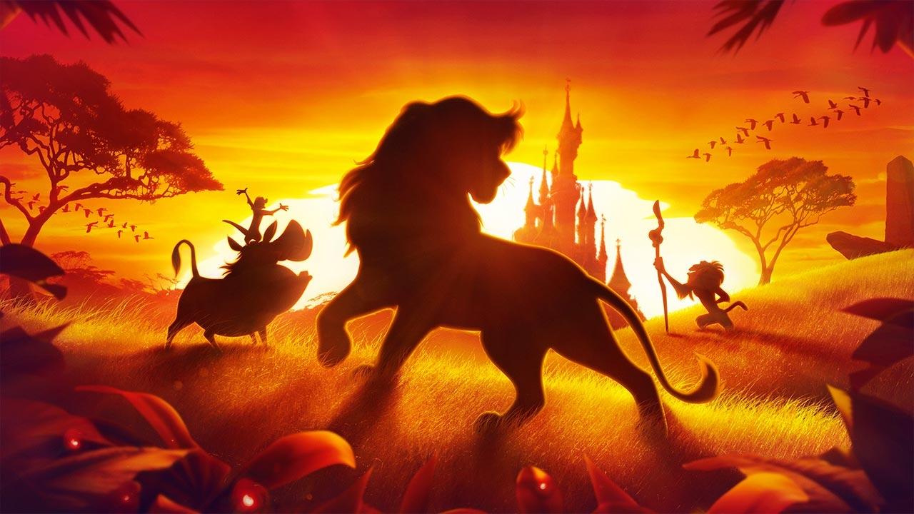 El Rey León estará presente en todo el parque Disneyland París.