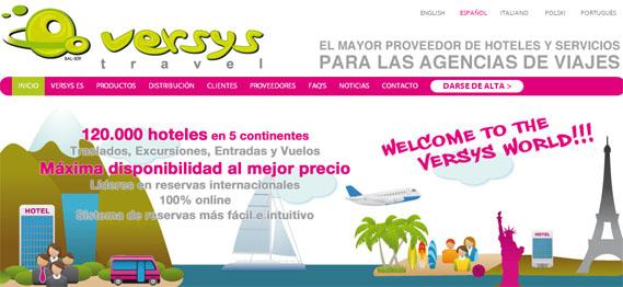 Diario Agenttravel.es - Noticias de turismo - Versys Travel tiene el ...